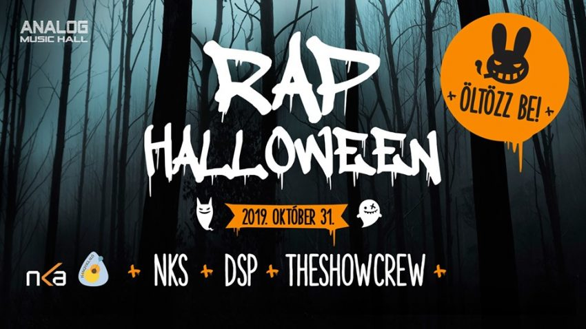 Rap Halloween, Analog Music Hall