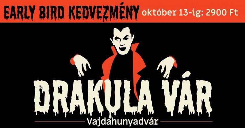 Drakula vár! Vajdahunyadvár