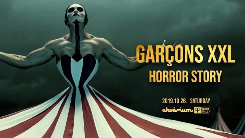 Halloween buli az Akváriumban: Garçons XXL - Horror Story
