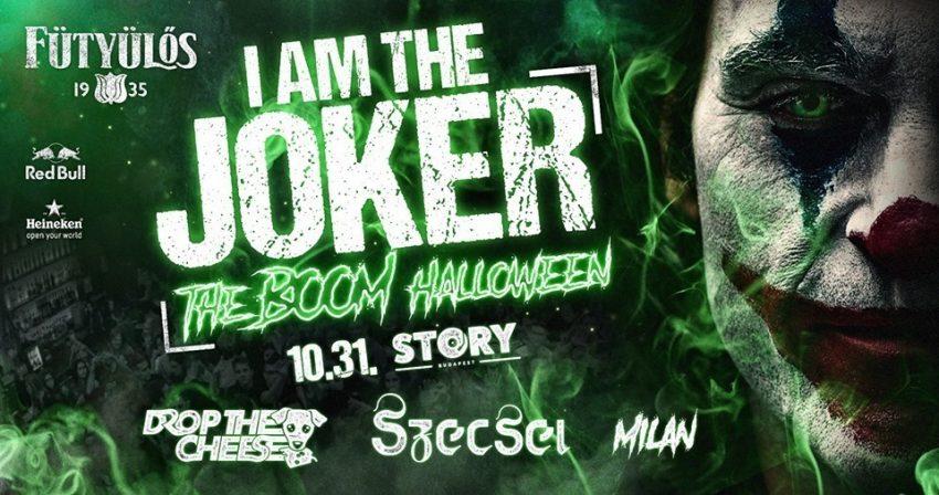 The BOOM Halloween, Story Budapest