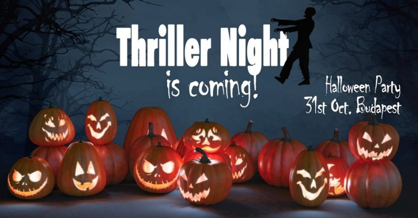 Thriller Night, Duna Event