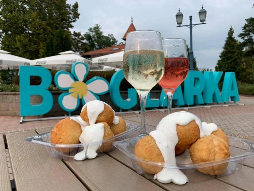 Balaroni programok októberben: I.Lángosgolyó és Újbor Weekend