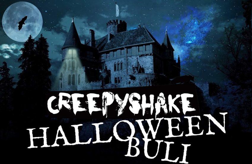 Halloween buli a Fügében: CreepyShake