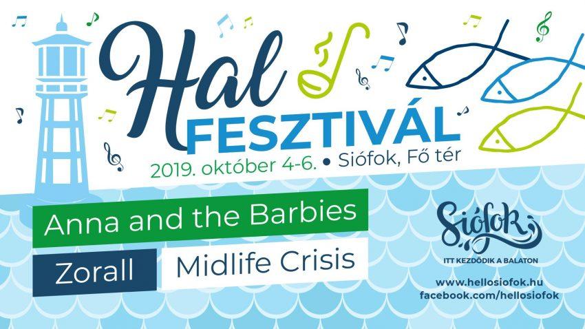 Balatoni programok októberben: Halfesztivál Siófokon