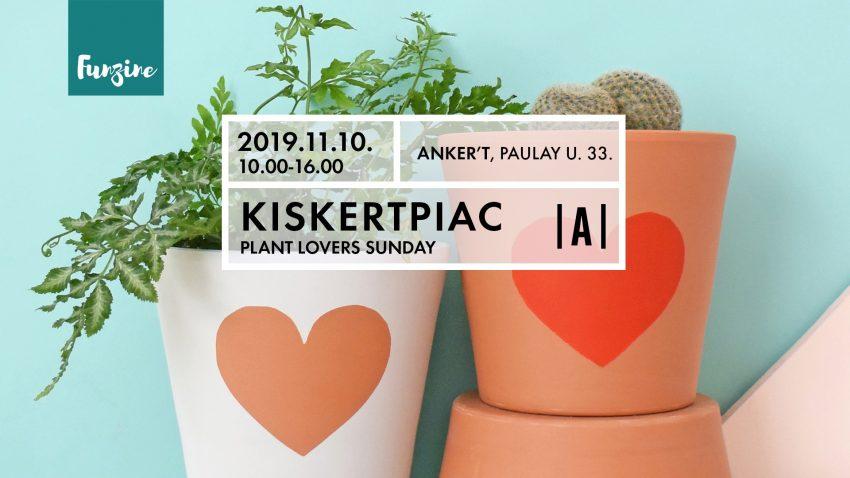 Ingyenes program: Kiskertpiac - plant lovers Sunday (November 10. )