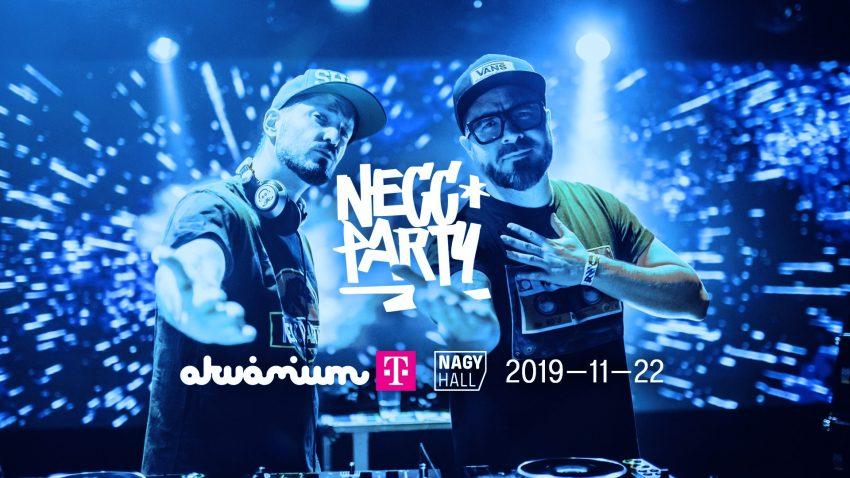 NECC Party // Akvárium Klub (November 22.)