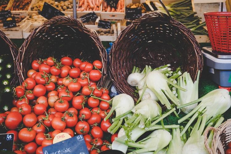 Vasárnap irány az erdei piac