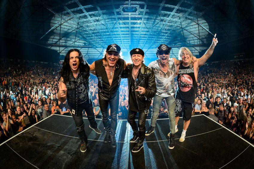 Scorpions koncert| Budapest 2019. – (November 18.)