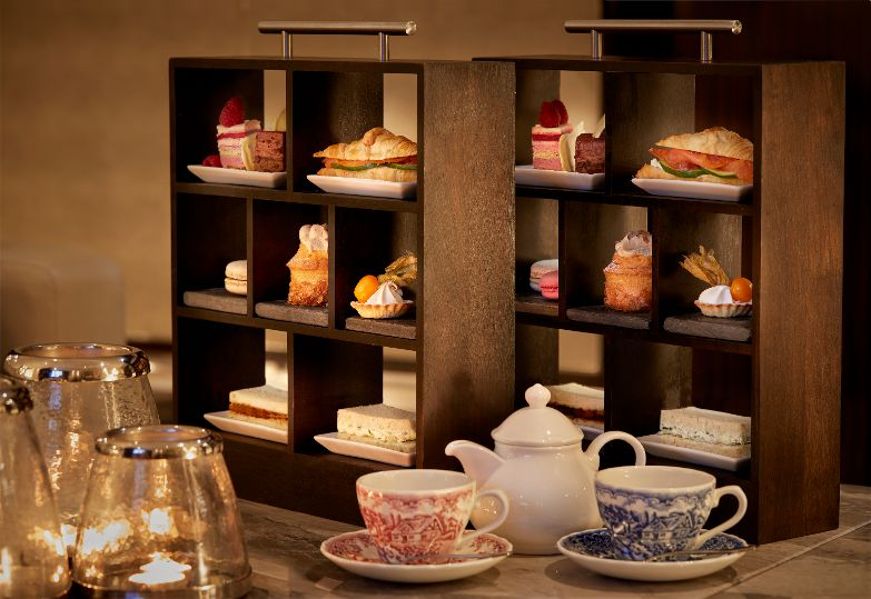 2019 novemberi programok Budapesten: Délutáni Tea a The Ritz-Carltonban