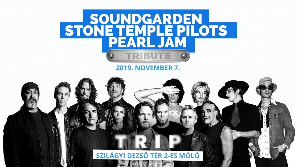 Budapesti programok a hétvégén: Grunge Night (SG, STP, PJ) - TRIP