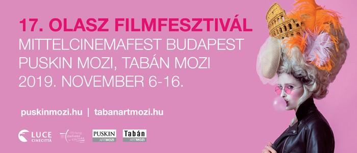 Szombati programok (November 9.): Olasz filmfesztivál