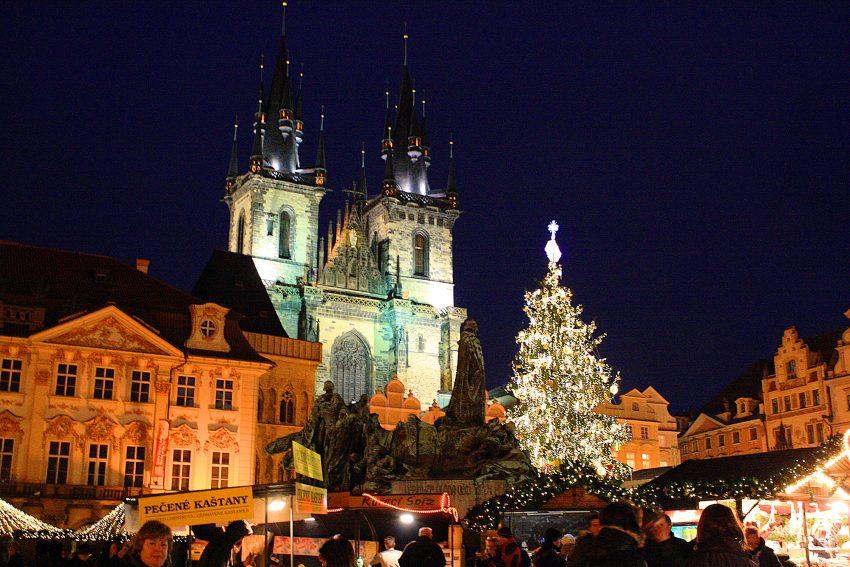 Élmény karácsonyra: Külföldi utazás