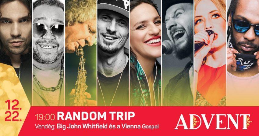Adventi programok Budapesten: Random Trip a Várkert bazárban
