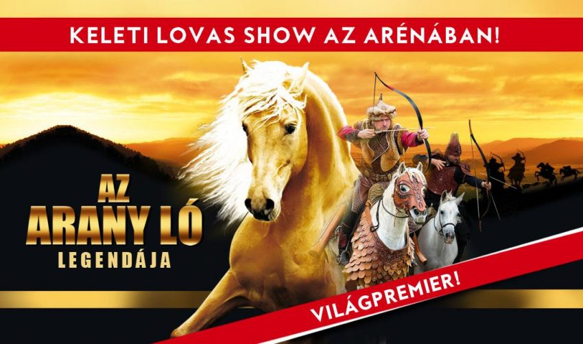 Programok Budapesten: Az Arany Ló - Keleti lovas népek legendái – December 1.