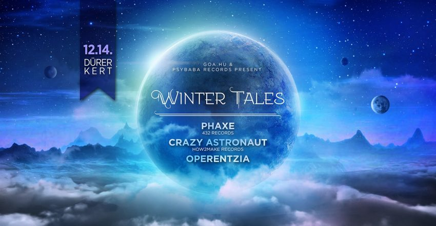 Budapesti programok 2019 december: Winter Tales