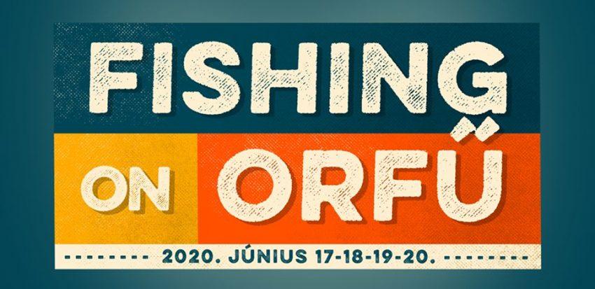 Fishing on Orfű 2020