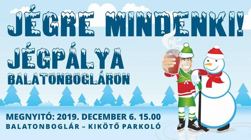 Téli programok a Balatonnál: Jégre mindenki!