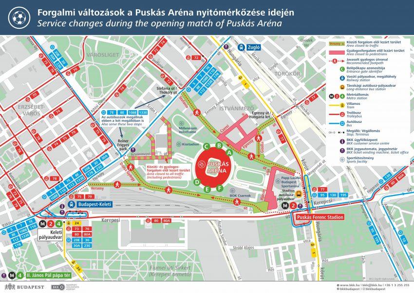 Budapest tömegközlekedés