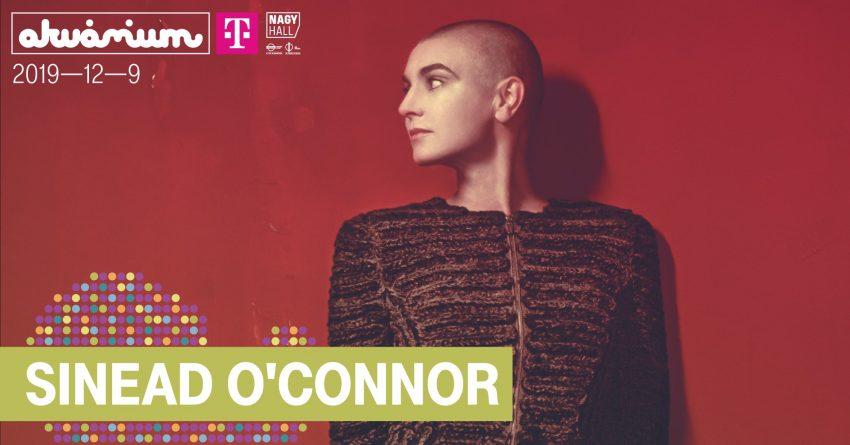 Decemberi programok Budapesten: Sinead O'Connor koncert
