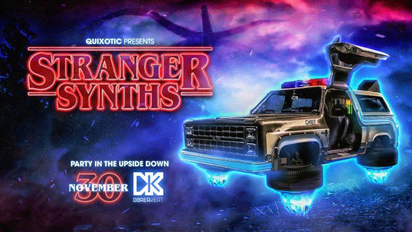 Budapesti programok a hétvégén: Stranger Synths