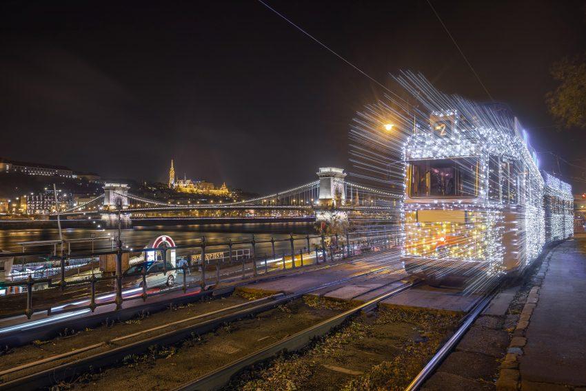 Fényvillamos 2019 Budapest