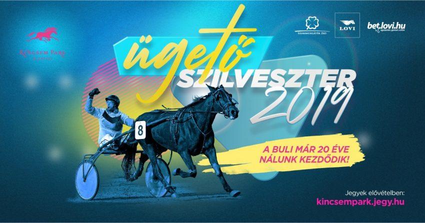 Szilveszteri programok Budapesten 2019: Ügetőszilveszter