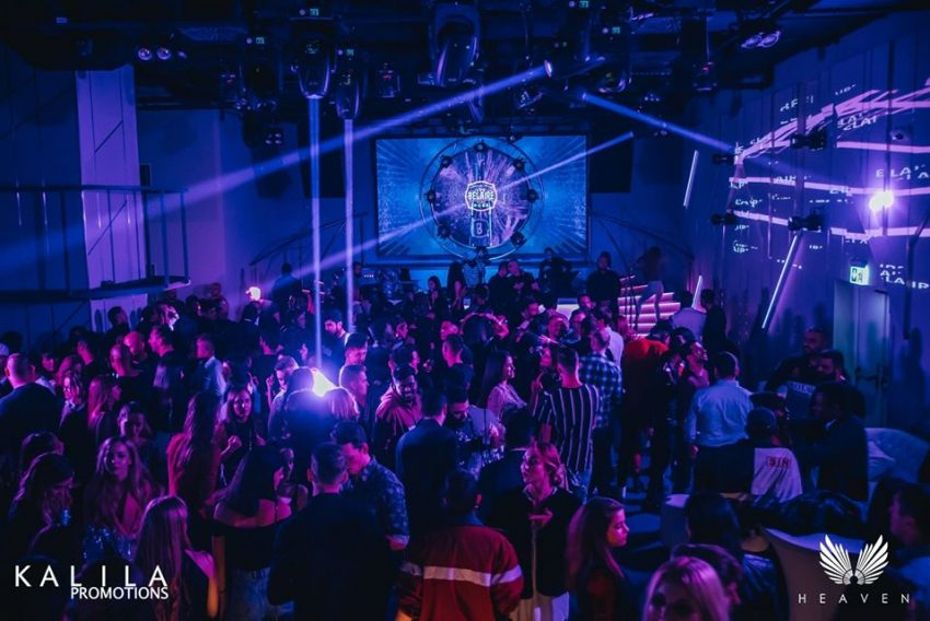 Heaven Club Budapest