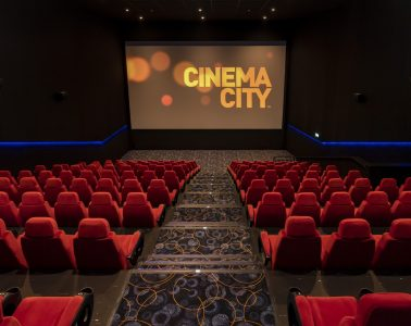 Cinema City Mammut