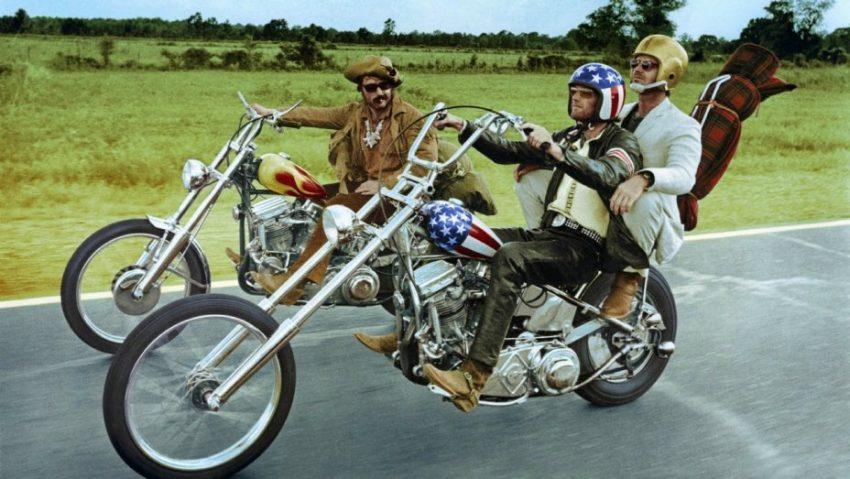 Budapesti programok a hétvégére: Szelíd motorosok / Easy Rider - 50 éves jubileumi vetítés