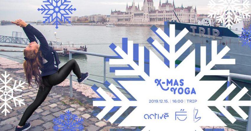 Vasárnapi programok (december 15.): X-mas Yoga