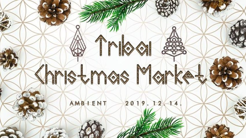 Karácsonyi vásár Budapesten: Tribal Market (ingyenes programok)