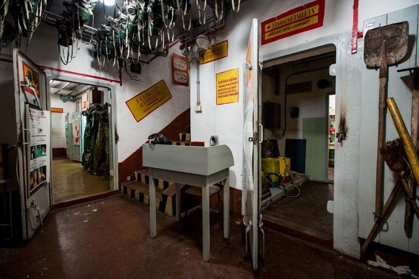 Budapesti programok a hétvégén: Éjszakai bunkertúra - Csepel Művek - 3 II. világháborús óvóhely