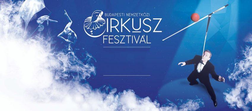 Hétvégi programok Budapesten: Cirkuszfesztivál 2020