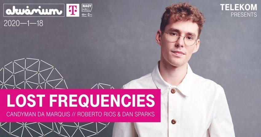 Szombati programok (január 18.): Lost Frequencies - Akvárium Klub