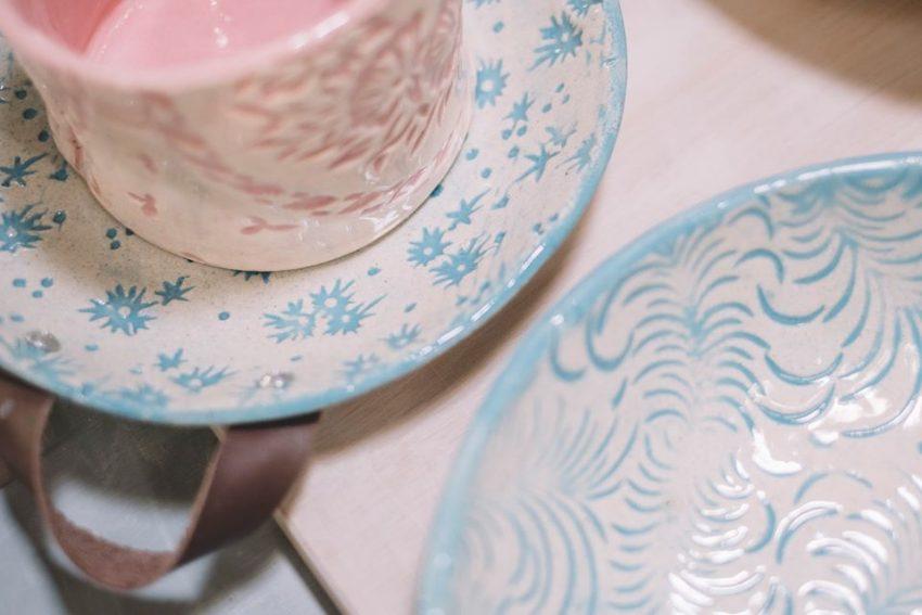 Apacuka ceramics agyagozós workshop