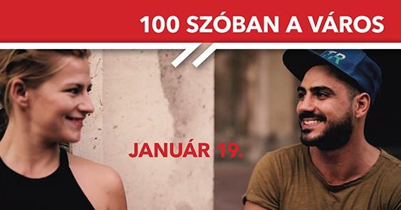 100 szóban a város - január 19.