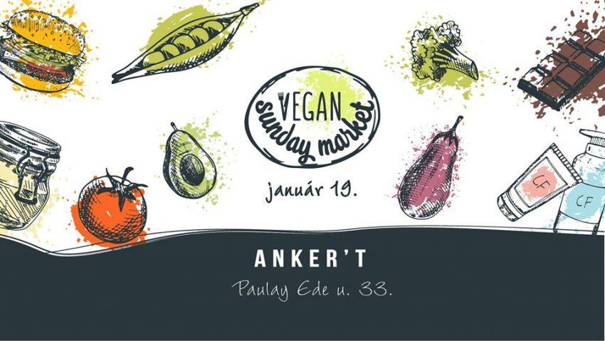 Vegan Sunday Market - január 19