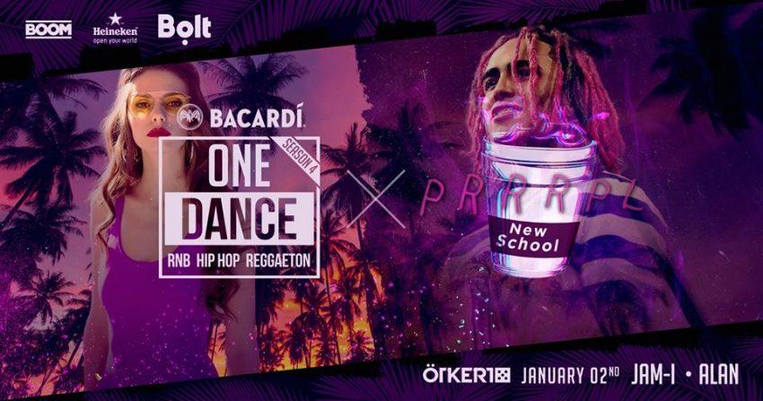 Hétvégi programok Budapesten: One Dance