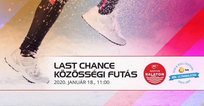 Last Chance Közösségi Futás