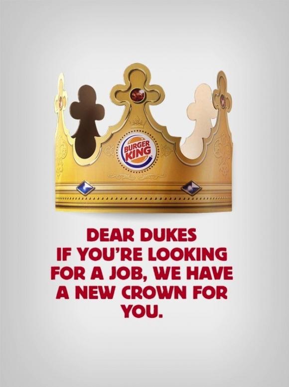 Burger King funny