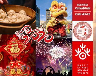 Lunar New Year Monori center