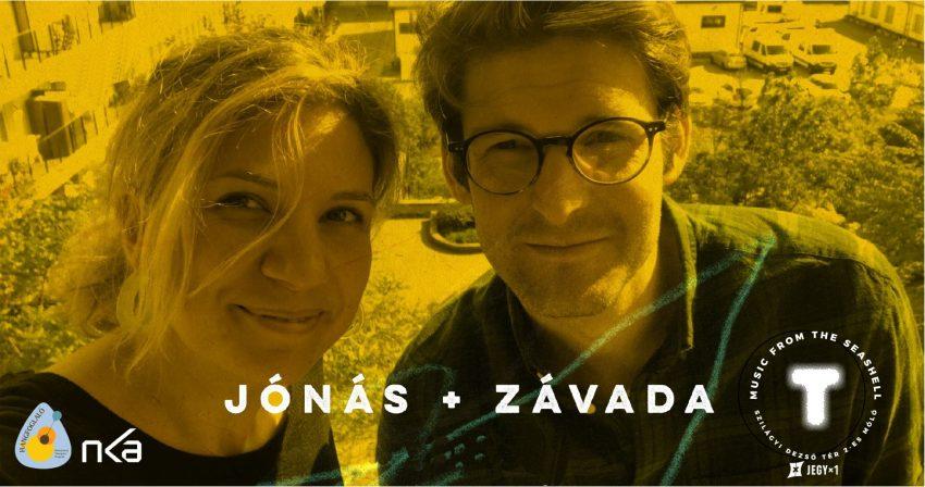 Jónás Vera és Závada Péter // TRIP - Január 15.