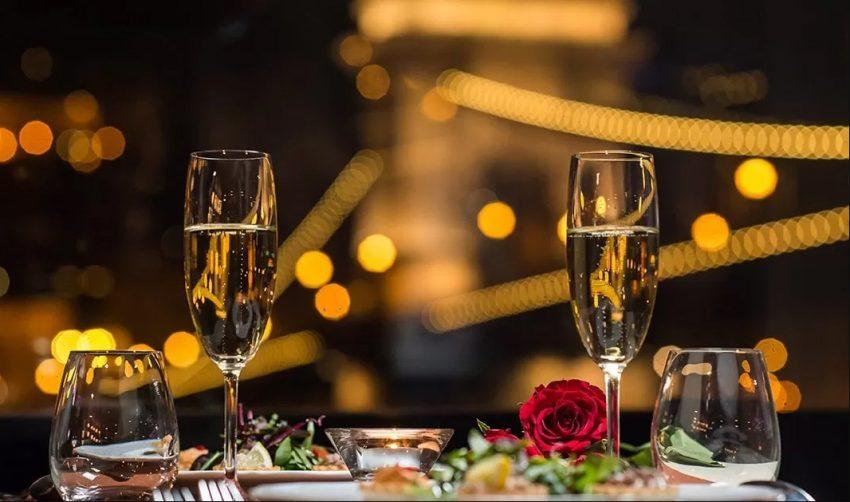 Valentin-napi vacsora: Silverline