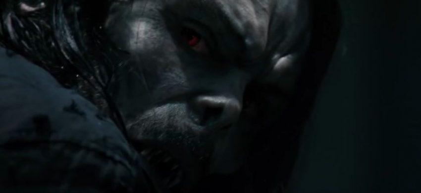 Lared Leto a Morbius előzetesében