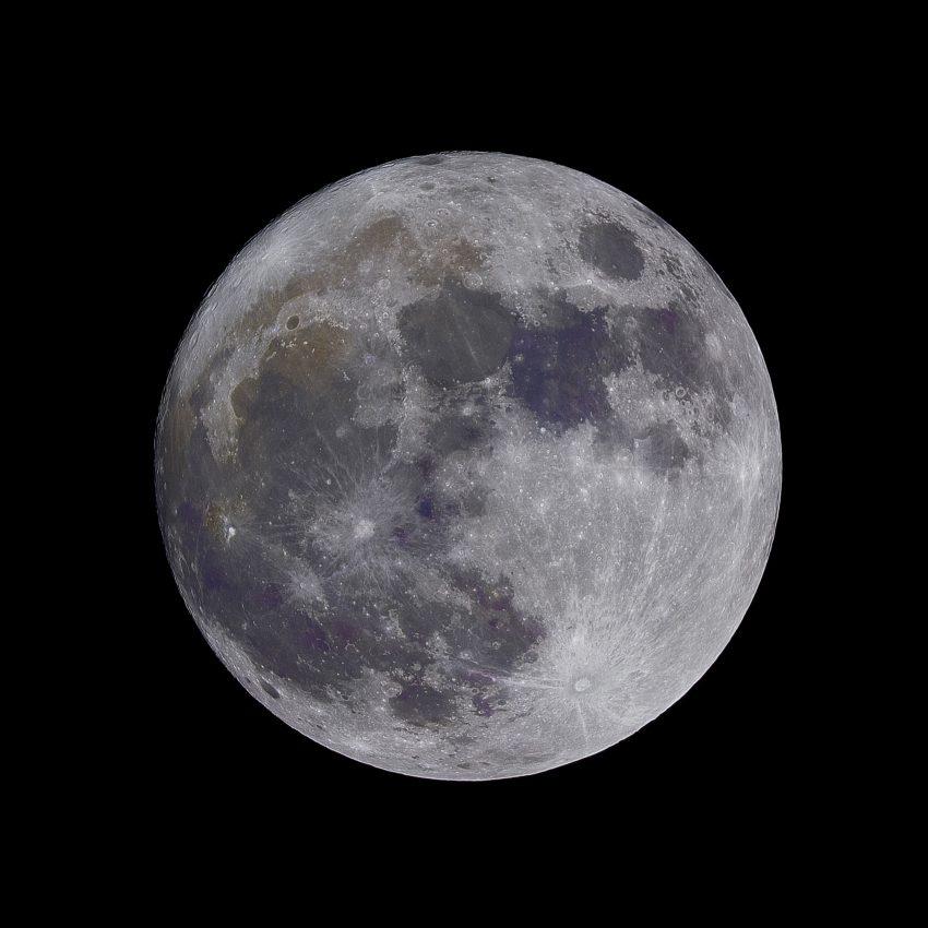 Félárnyékos holdfogyatkozás lesz 2020. január 10-én