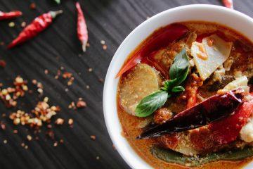 Hungarian cuisine paprika