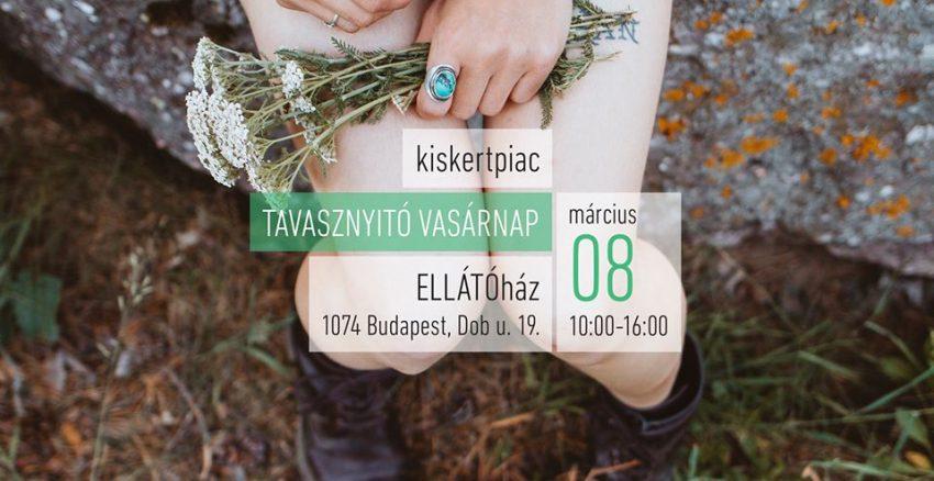Ingyenes programok Budapesten: kiskertpiac
