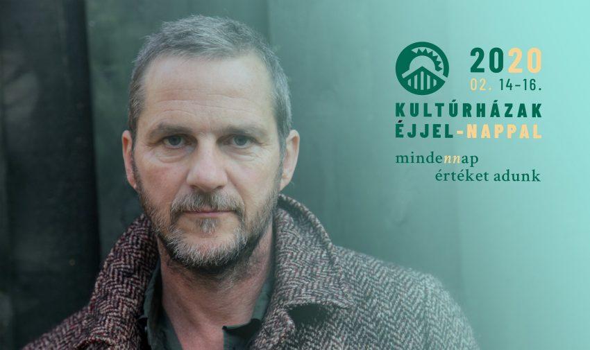 Valentin napi programok Budapesten: Kollár Klemencz László - zenés szerzői est