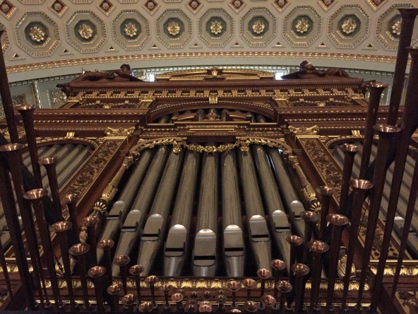 Programok Budapest 2020 március: Hétfői Orgonakoncertek