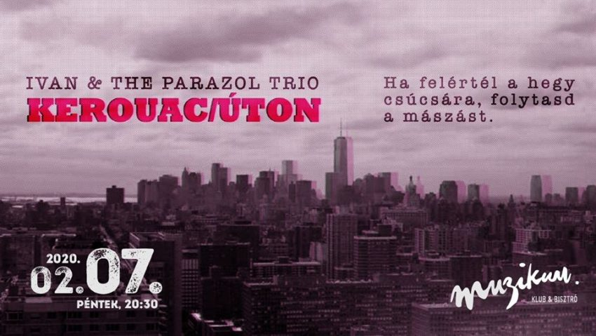 Budapesti programok a hétvégén: Ivan and the Parazol koncert
